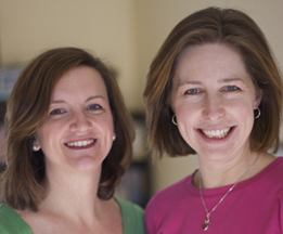 The Manic Mommies -- Erin Kane and Kristin Brandt